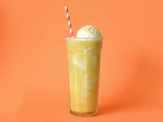Orange Juice Smoothie Recipe