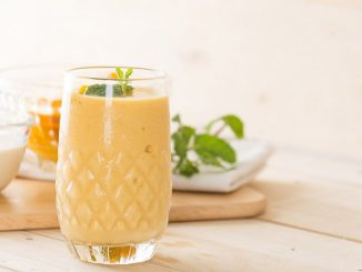 orange milkshake 1 326x245 - Best Orange Milkshake Recipe
